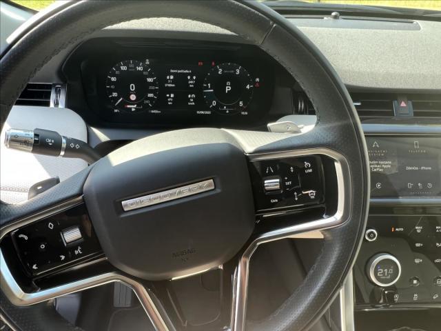 Land Rover Discovery Sport 2,0 Předváděcí vůz  R-Dynamic